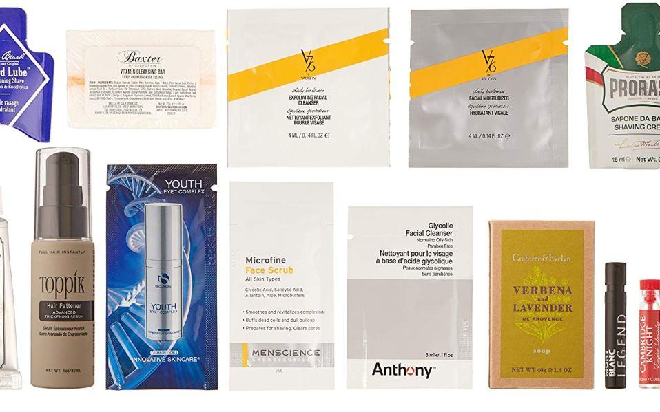 amazon prime beauty box sample