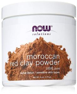 Red Clay Powder Now