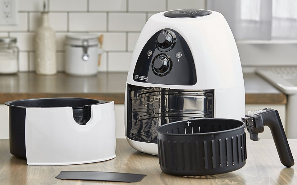 Black + Decker Air Fryer sale