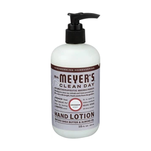 Mrs. Meyer's Clean Day Hand Lotion, get well soon gifts