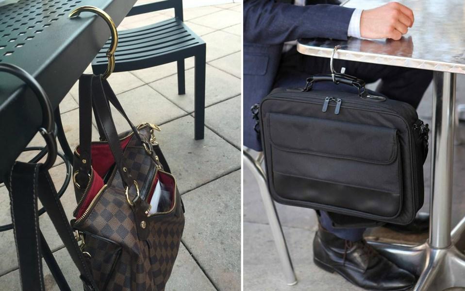 best bag hooks holder clipa review