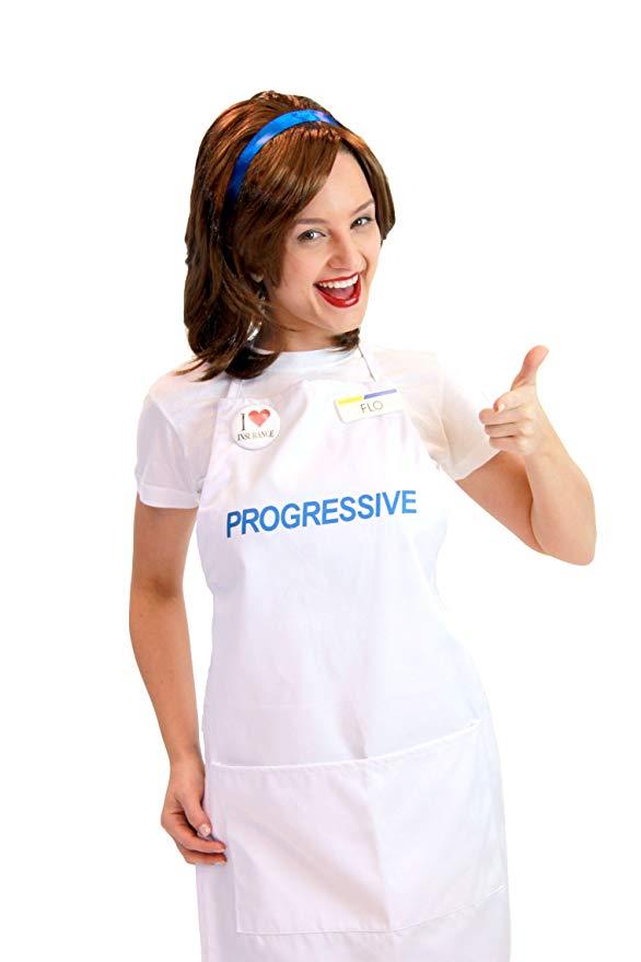 best adult halloween costumes work party Flo Progressive