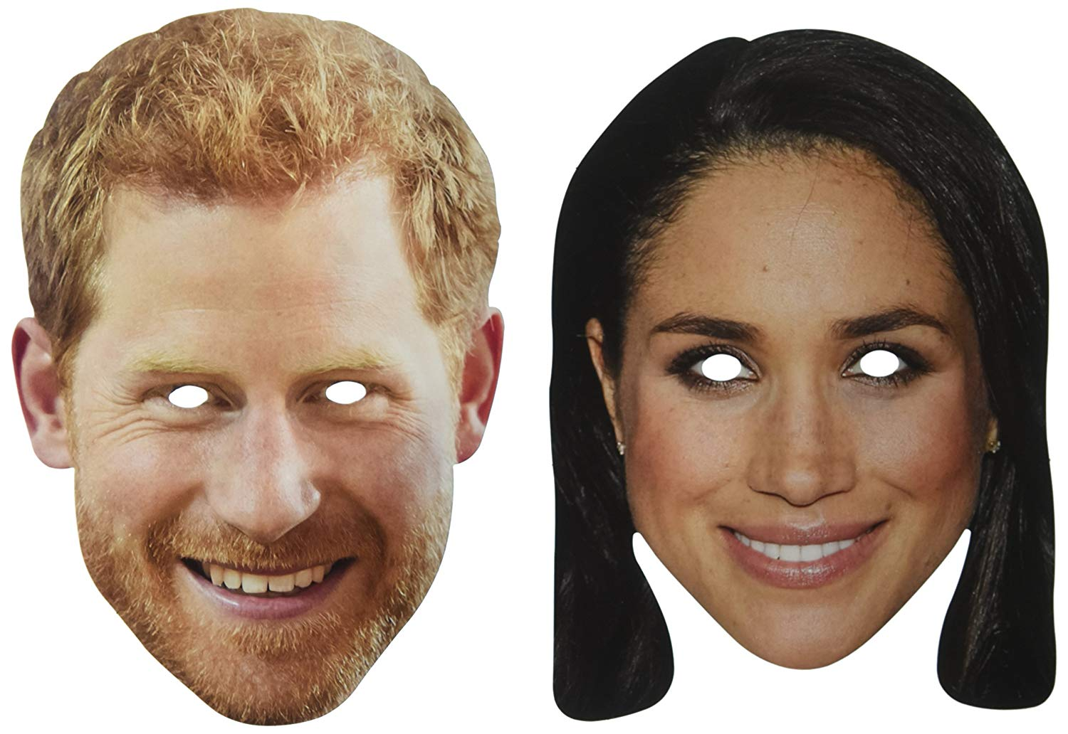 best adult halloween costumes work party meghan markle prince harry mask