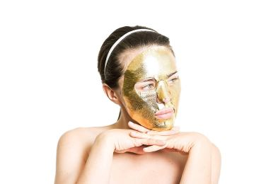 Elixir Gold Korean Face Mask | Collagen & Anti Aging Wrinkle Treatment