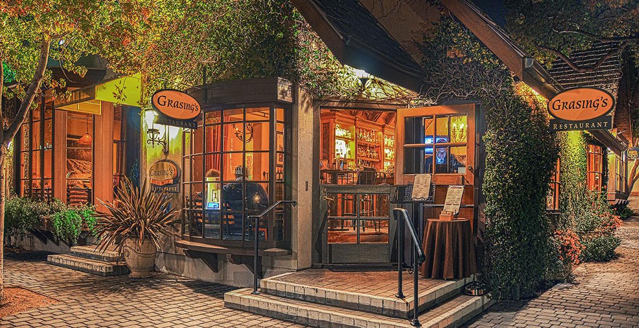 grasing's restaurant reviews book online deals