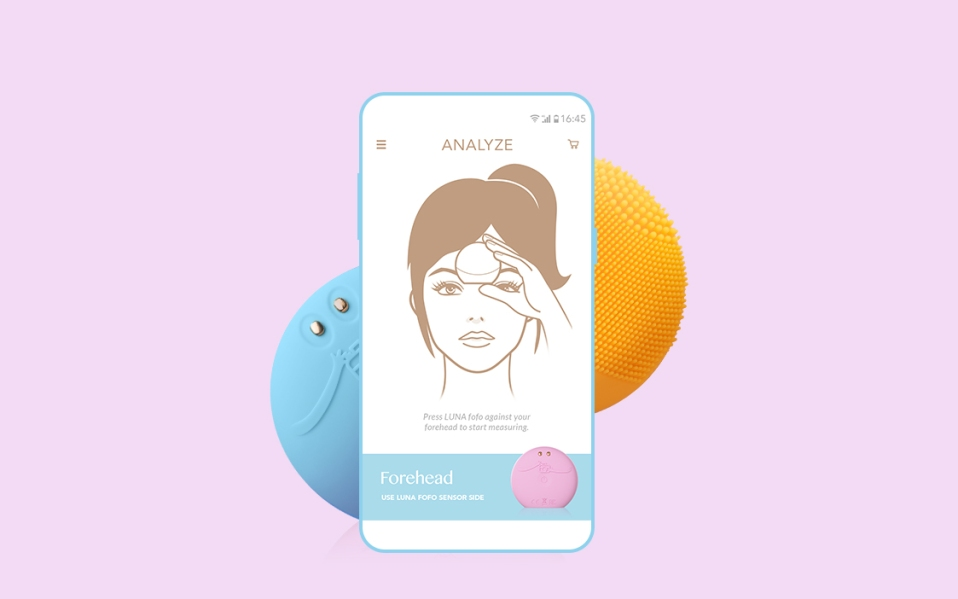 foreo fofo luna review