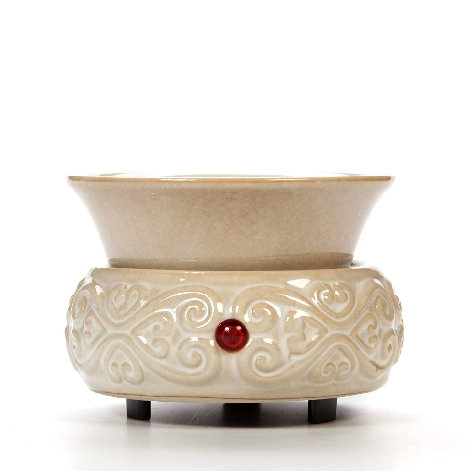 ceramic candle wax warmer hosely
