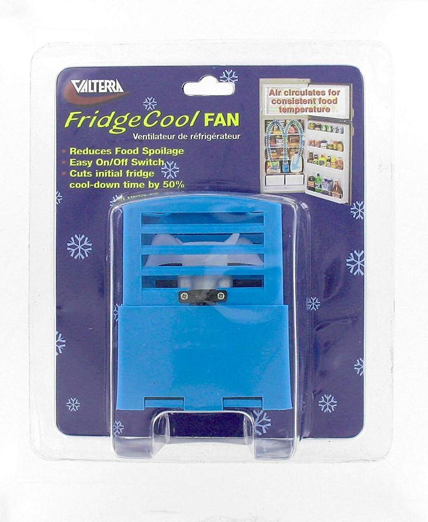 fridge fan review cooling