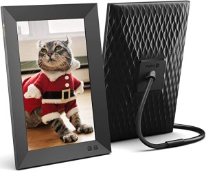 Nixplay Smart Digital Picture Frame, best get well soon gifts