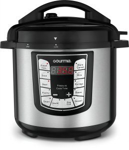 Gourmia Smart Pot Electric Digital Pressure Cooker Amazon