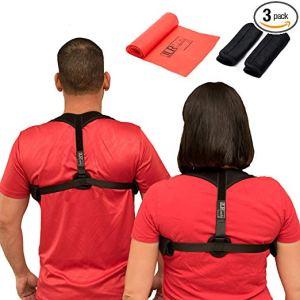 back brace jlr industry posture corrector
