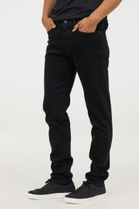 Black Jeans Men's H&M