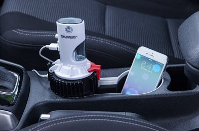 back to the future mr fusion car charger