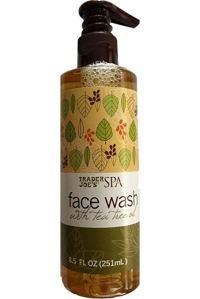 Trader Joe's SPA Face Wash