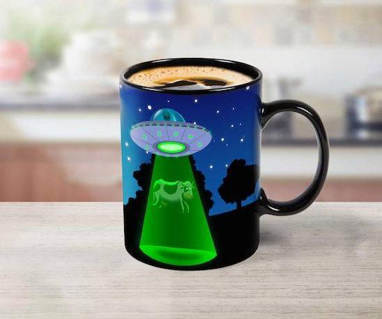 Color Changing UFO Mug