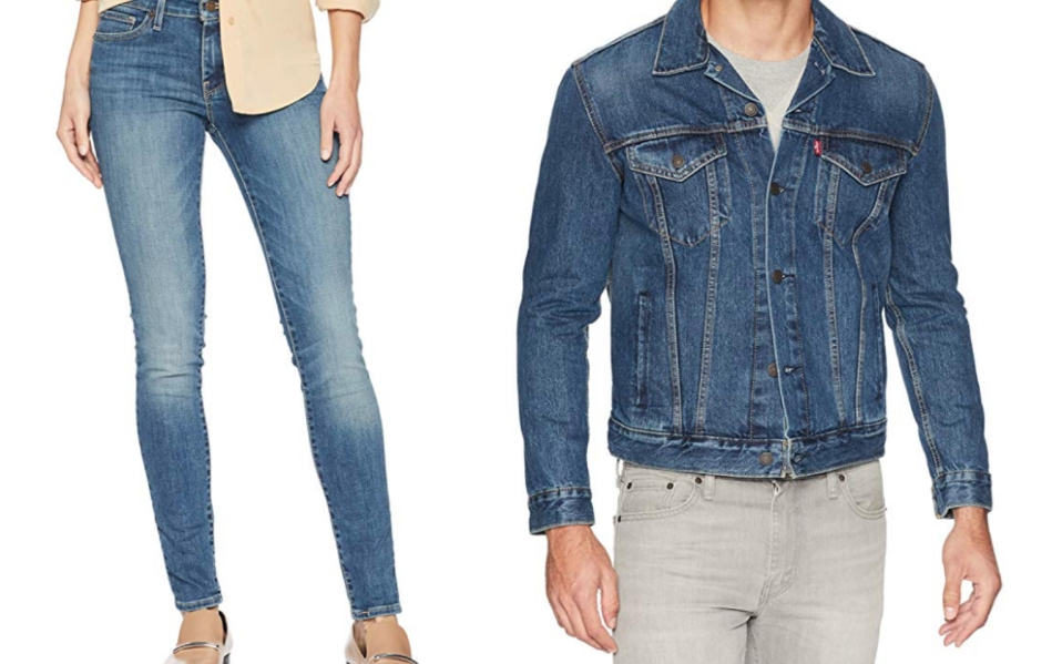 Levi's Sale: Trucker Jackets And Jeans