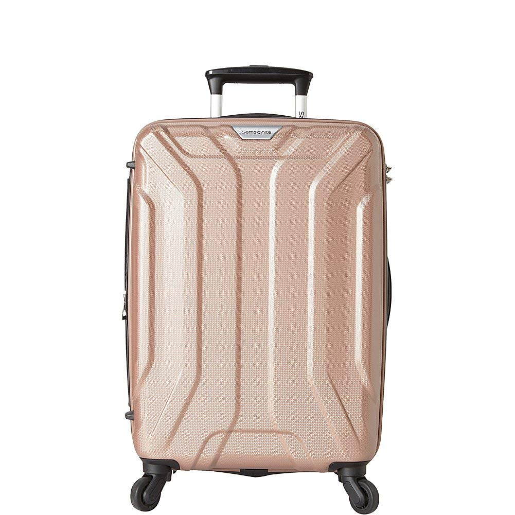"best luggage why invest in expensive suitcase travel tips carry-on Samsonite Englewood 20"" Expandable Hardside Carry-On Spinner"