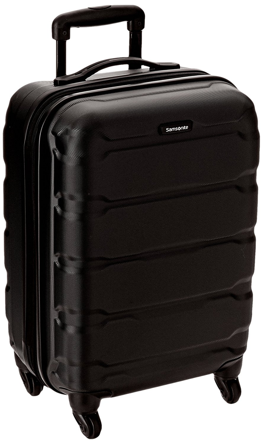 best luggage why invest in expensive suitcase travel tips carry-on Samsonite Omni PC Hardside Spinner 20