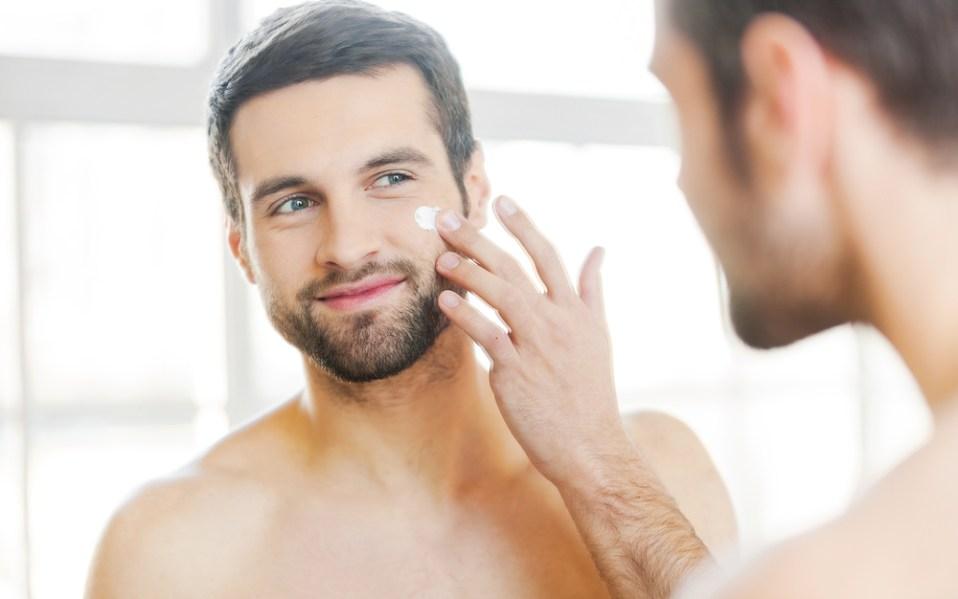 Skin care tips for men under