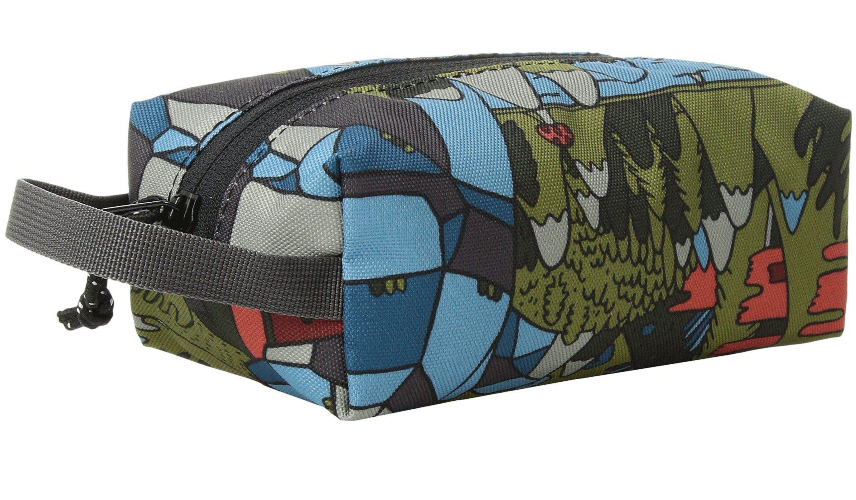 toiletry bags under $10 printed travel