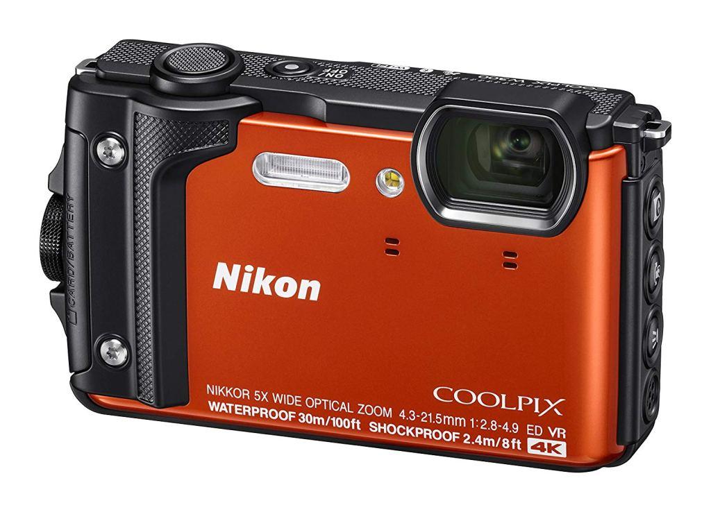 Nikon coolpix w300 video still