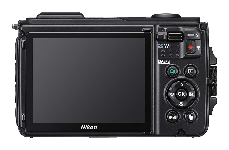 Nikon w300 back