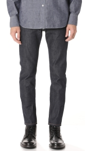 Raw Denim Jeans Rag and Bone