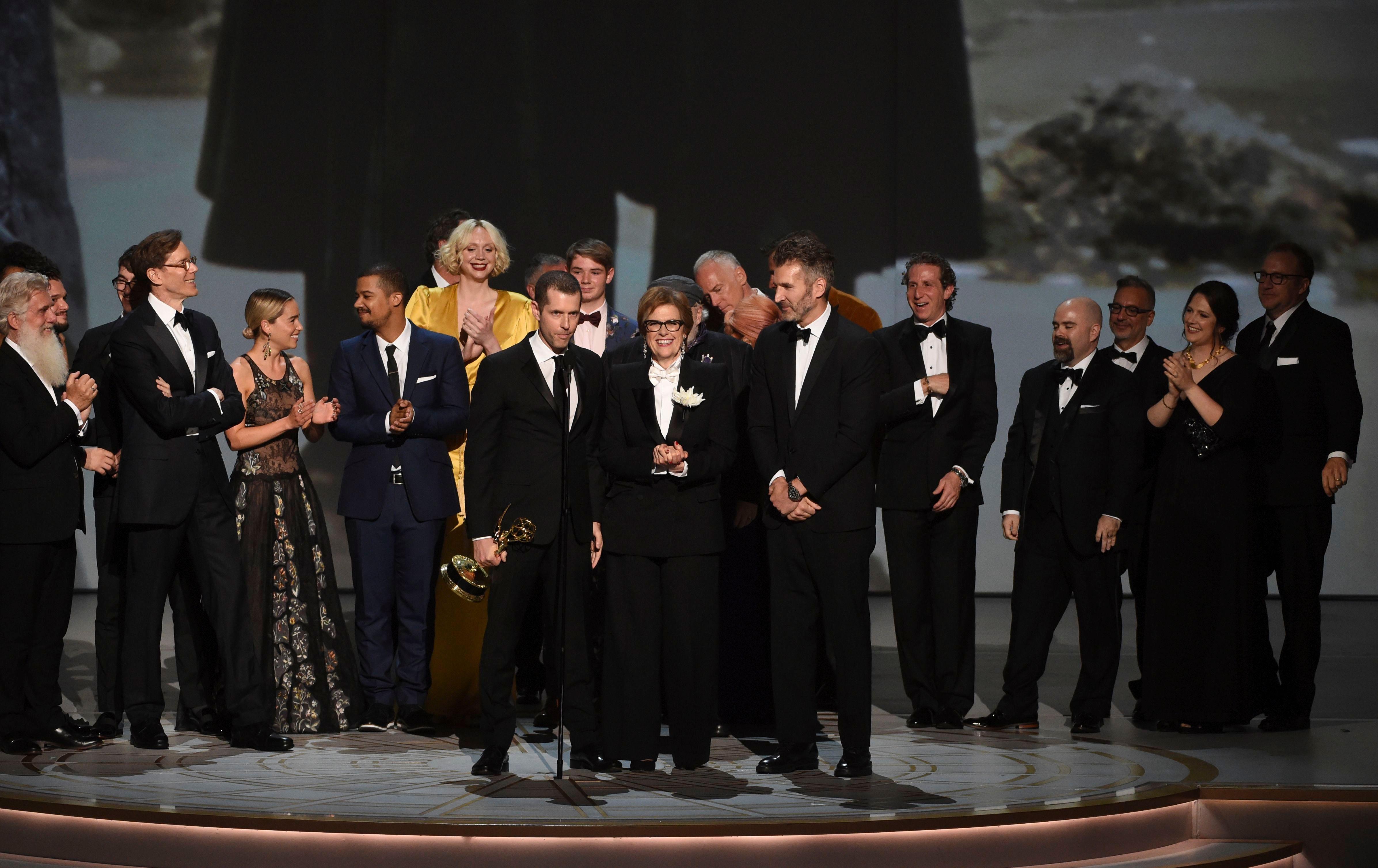70th Primetime Emmy Awards - Show, Los Angeles, USA - 17 Sep 2018