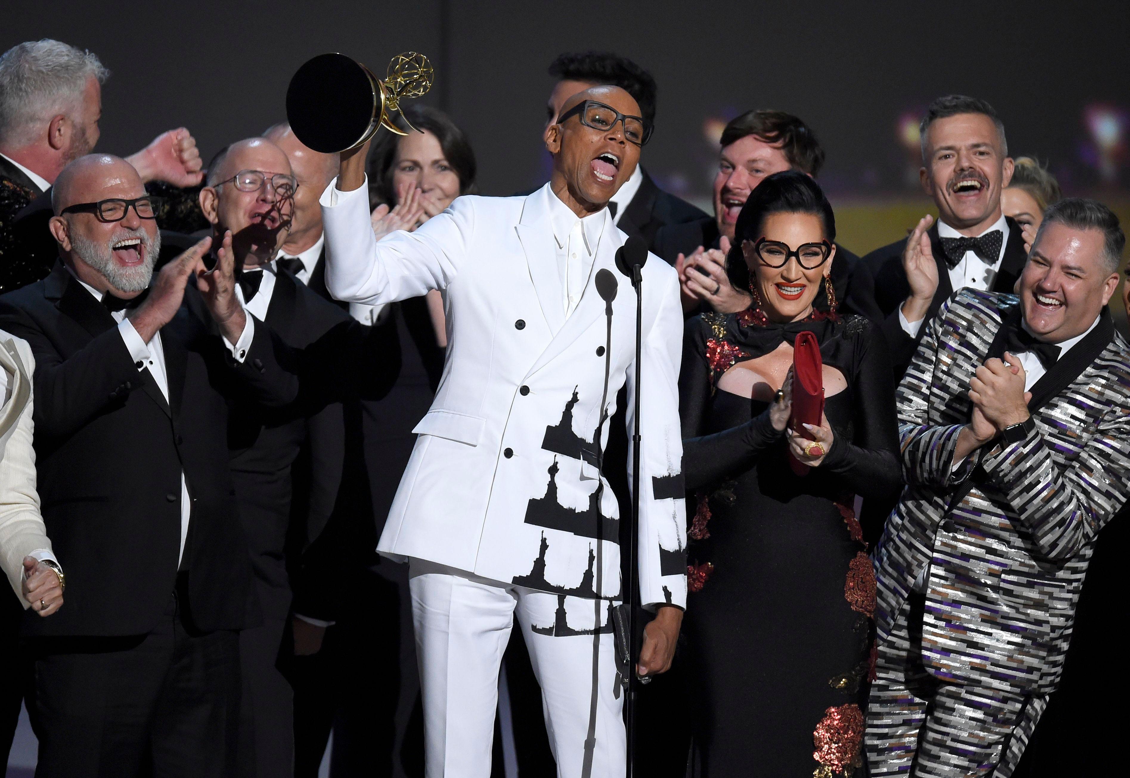 2018 Primetime Emmy Awards - Show, Los Angeles, USA - 17 Sep 2018