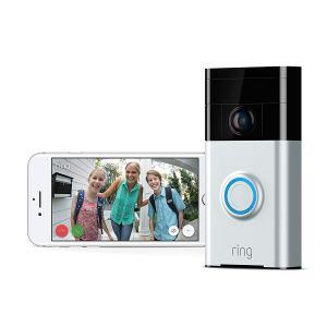 Ring Enabled Video Doorbell