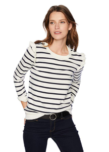 Striped Sweater Women's J. Crew