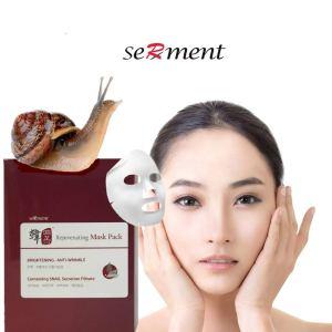Serment Rejuvenating Snail Mask