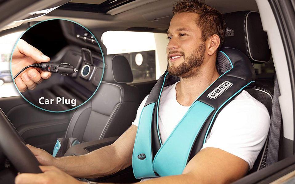 Portable Car Back Massager