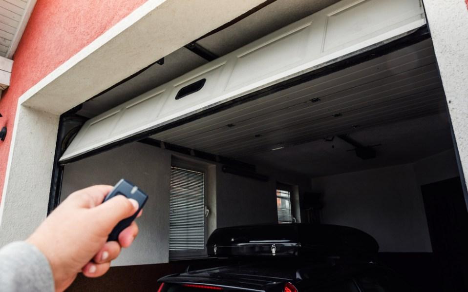garage door opener smartphone amazon