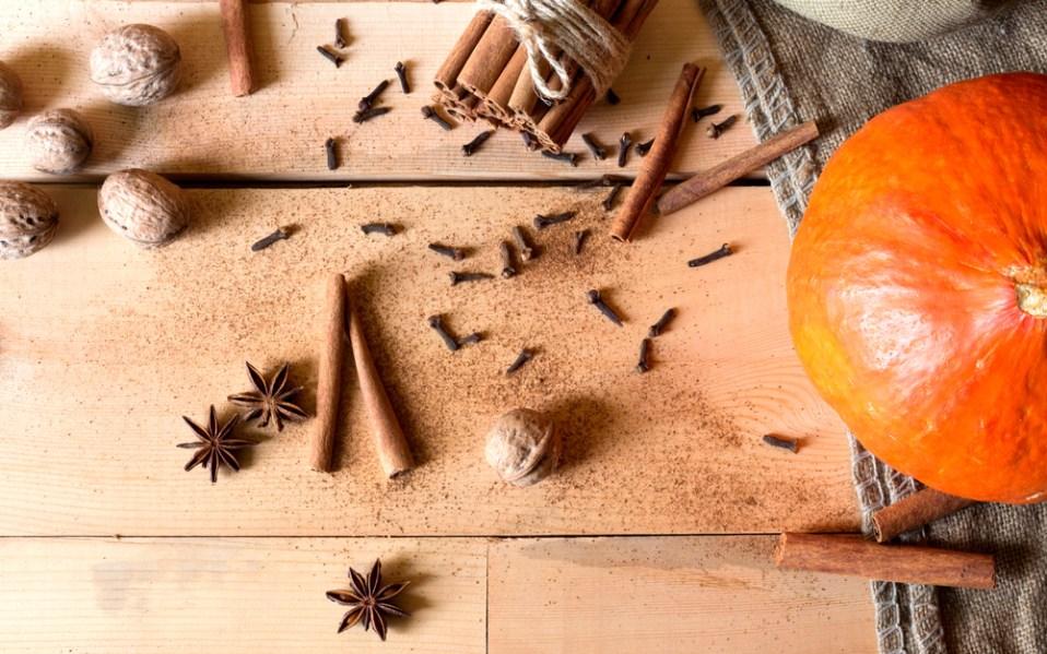pumpkin spice latte products beauty skin