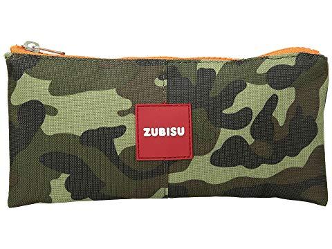 toiletry bags under $10 printed travel accessories Toobydoo ZUBISU Camo Collaboration Pencil Case