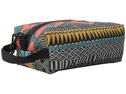 toiletry bags under $10 printed travel accessories Burton Accessory Case tahoe freya weave