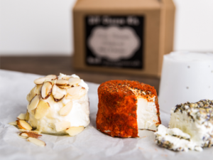 Grommet goat's cheese urban cheesecraft
