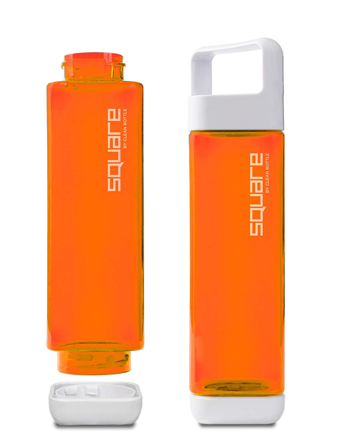 Easy to clean water bottle