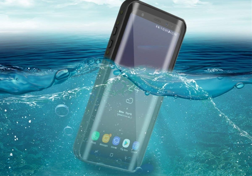 The Best Waterproof Phone Cases For