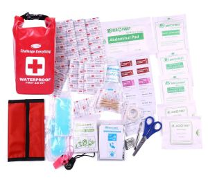 WELL-STRONG Waterproof First Aid Kit