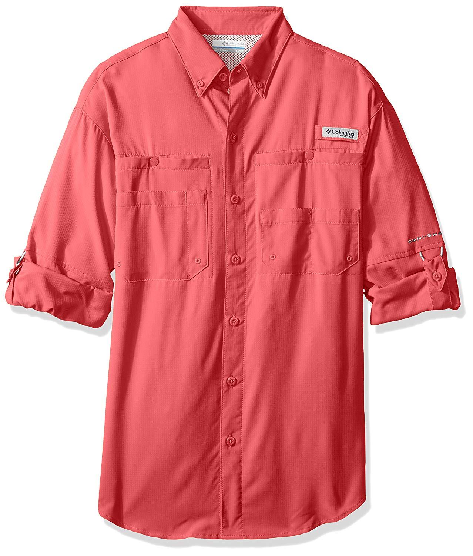 best travel shirts men women quick drying Columbia Sportswear Men's Tamiami II Long Sleeve