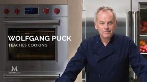 Wolfgang Puck MasterClass