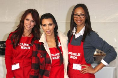 Gallery: 12 Celebrities Who Love Thanksgiving