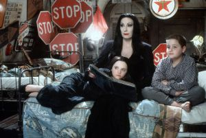 Addams Family Movie Old