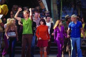 Scooby Doo Movie Live Action