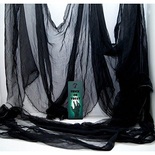 best cheap Halloween decorations - Giant Halloween Creepy Cloth