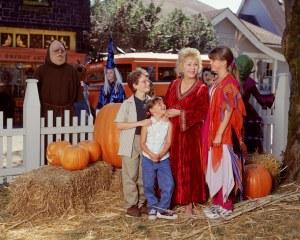 Halloween Town Movie Debbie Reynolds