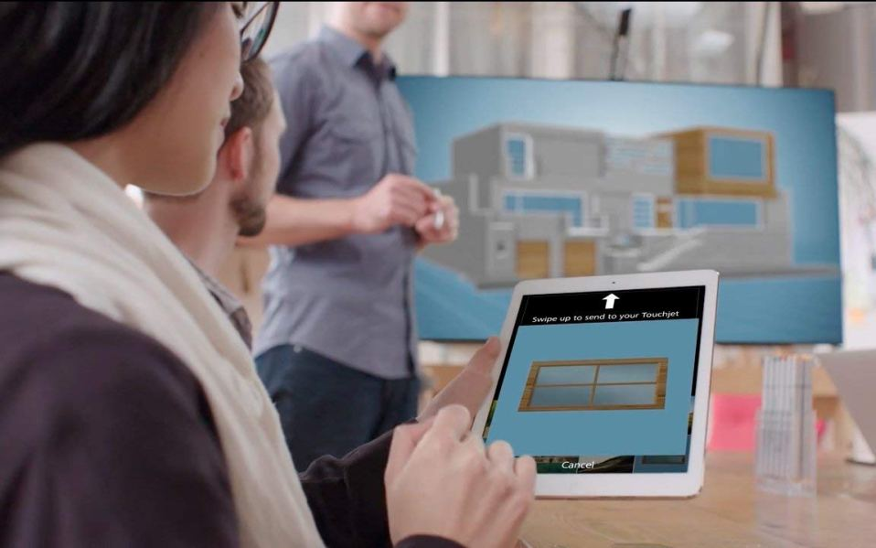 touchjet wave touchscreen system