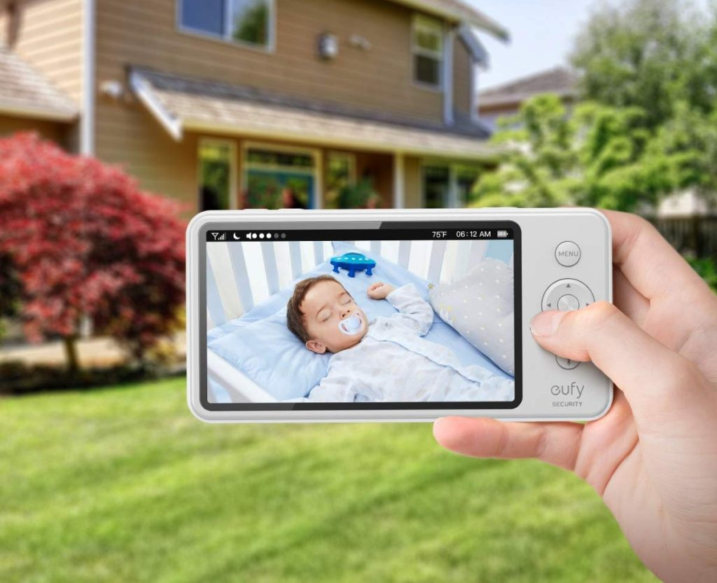 best baby monitor video screen bluetooth